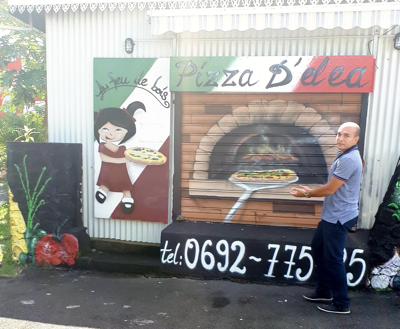 LA PIZZA D'ELEA – Joel GAUVIN – Pizzeria à emporter